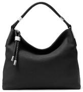 Michael Kors 'Skorpios' Slouchy Shoulder Bag - Black