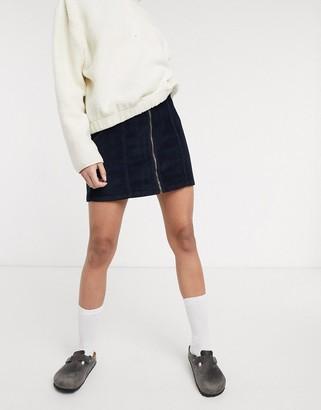 Only Nyla corduroy skirt