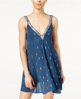 Free People Rising Sun Sequined Slip Dress