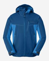 Eddie Bauer Men's Sandstone Shield Hooded Jacket