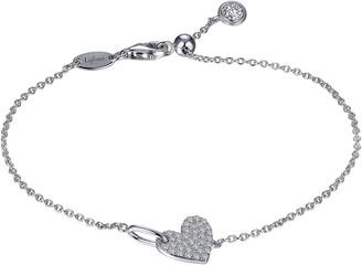 Lafonn Pave Heart Bracelet