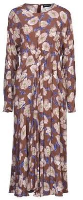 SPORTMAX CODE 3/4 length dress