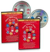Once Upon a Potty DVD for Boys and Girls