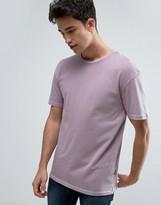 Jack and Jones Originals Longline T-Shirt with Drop Shoulder
