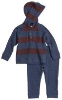 Tucker + Tate Infant Boy's Double Knit Hoodie & Pants Set