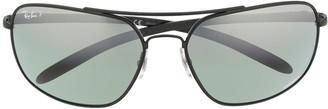 Ray-Ban Polarized Square Sunglasses
