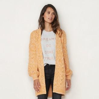 Lauren Conrad Petite Easy Marled Long Cardigan Sweater