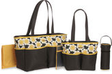 Carter's 5-pc. Daisy-Print Diaper Bag Set