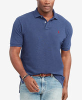 Polo Ralph Lauren Men's Big & Tall Classic-Fit Cotton Mesh Polo Shirt