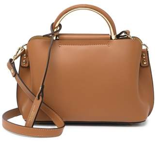 Persaman New York Thelma Leather Crossbody Bag