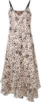 Cédric Charlier printed midi dress