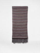 DKNY Merino Stripe Scarf