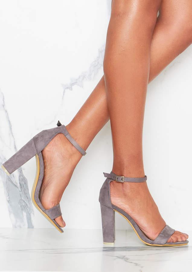 169fdb7992 Missy Empire Suede Heels - ShopStyle UK