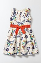 Toddler Girl's Mini Boden Vintage Dress