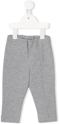 MonnaLisa Vertical Stitch Trousers