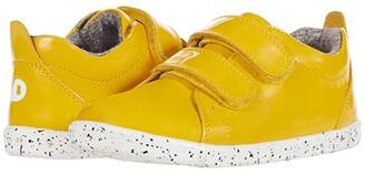 Bobux I-Walk Grass Court - Waterproof (Toddler) (Yellow 2) Kid's Shoes