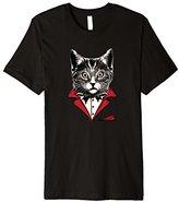 Men's Cat Tuxedo XL
