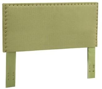 Latitude Run Berthamae Fabric Full/Queen Upholstered Panel Headboard