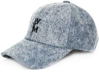 Wooyoungmi denim baseball cap