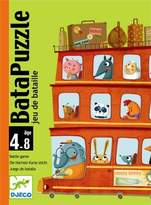 Djeco Battle game BataPuzzle by