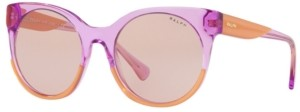 Ralph By Ralph Lauren Ralph Sunglasses, RA5246 55