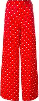 Christopher Kane heart print trousers