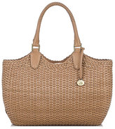 Brahmin Nantucket Collection Handwoven Carryall Tote