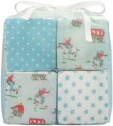Cath Kidston Mini Cowboy Baby Fabric Cubes