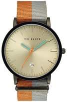 Ted Baker Men's NATO Strap Watch