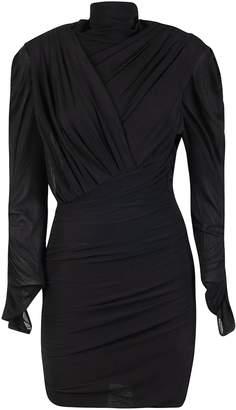Isabel Marant Wrap Style Dress