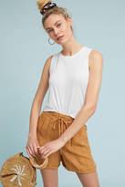 Anthropologie Beachy Linen Shorts