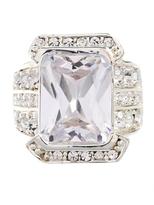 Rebecca Rhinestone Ring