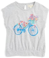 Toddler Girl's Tucker + Tate Graphic Tee