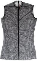 Rick Owens Lilies mesh overlay dress - women - Polyamide/Spandex/Elastane - 38