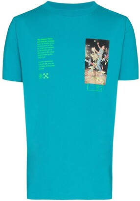 Off-White Pascal paint T-shirt