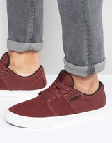Supra Stacks Vulc Ii Suede Trainers