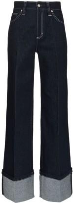 Chloé Wide-Leg Jeans