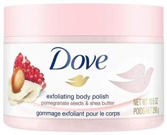 Butter Shoes Dove Beauty Dove Pomegranate Seeds & Shea Exfoliating Body Polish Scrub - 10.5oz
