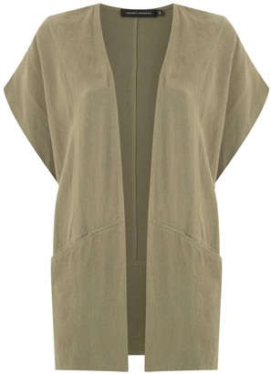 Andrea Marques short sleeved cardigan