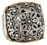 Konstantino Two Tone Dome Ring