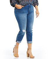 Jessica Simpson Plus Mika Best Friend Jeans