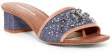 Donald J Pliner Maxx Jeweled Sandal
