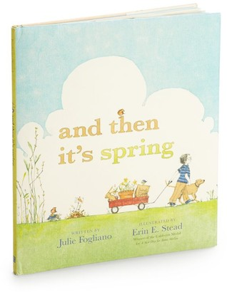 Macmillan And Then It's Spring Book