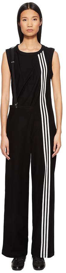 Yohji Yamamoto 3-Stripes Jumpsuit Women's Jumpsuit & Rompers One Piece