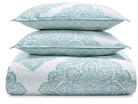 Sky Allegra Duvet Cover Set, Full/Queen - 100% Exclusive