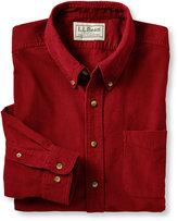 L.L. Bean Camden Corduroy Shirt, Traditional Fit