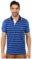 U.S. Polo Assn. Striped Jersey Polo
