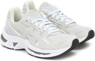 Asics GEL-KYRIOS mesh and suede sneakers