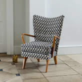Galapagos Furniture Bambino Armchair In Kirkby Design Fabrics