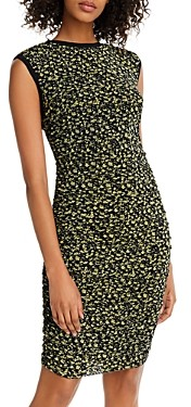 Notes du Nord Ollie Printed Bodycon Dress